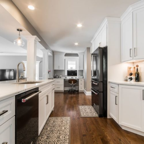 Wheaton kitchen remodel